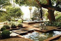 Outdoor Spaces / by Krystal Metzler