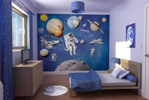 space room / by Rebecca Barber