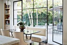 dining rooms/bar areas. / by Alyssa Hoffman
