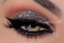 Glam Makeup / Beauty / by Ashley Parks