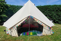 Bring on the bell tent !!!!