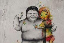 Sin pasARTE de la raya / Blog de arte urbano www.sinpasartedelaraya.com