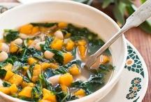 Soup, Stew & Chili Recipes / All recipes soup, stew and chili.  The good, comforting warm stuff. / by RecipeGirl {recipegirl.com}