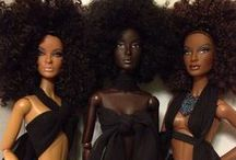 Black & Beautiful / The less seen but present beauties  / by Steffani H.
