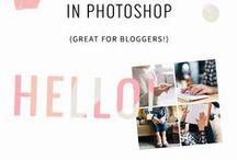 Blog/Graphic Design Tips + Tools