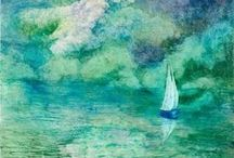 Watercolor_Waterscapes