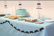 Milk, Cookies, and Mustaches