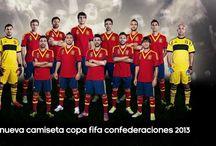 Real Madrid y España / Mis equipos! Que viva el fútbol!