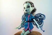 M is for Monster High