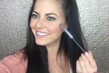 Hair & Makeup Tutorials / Step-by-Step hair and makeup tutorials by celebrity makeup artist and hair stylist Brittany Renee.