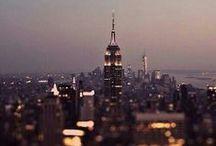 New York New York / by Danielle Byrne