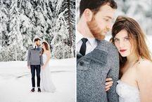 Inspiration: Winter Engagement / by Samantha Melanson