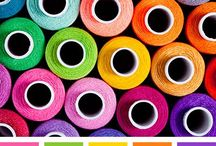 C is for Color / Inspiration for colors.