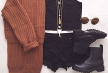 Outfits / by Sequoia B.