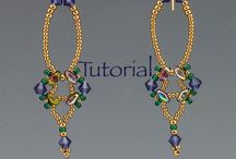 B is for Beading, Earrings / Inspiration and ideas for your ears.