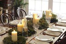 {Holidays & Entertaining} 'Tis the Season / December Holiday Entertaining, Christmas / by Cheryl Bear