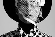 Black + White / by Cheryl Bear