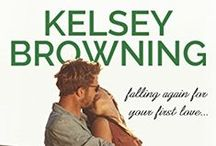 Romance Novella: Amazed by You / by Kelsey Browning Author
