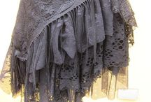 C is for Clothes, Frilly / Bring out your feminine side with lace and ruffles.
