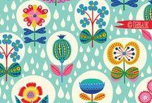 Fabrics love / by Marilia Salomao