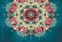 Mandala~ / Such beautiful creations..