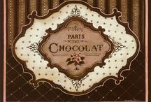 Chocolate / Save the Earth, it's the only planet with chocolate!