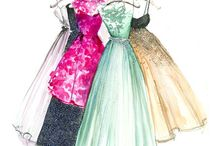 Fashion / Dresses, it's all about dresses...
