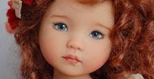 ¡Las muñecas más bonitas de Pinterest! / Aquí encontraréis las #muñecas más increíbles de Pinterest. Seguro que cogéis alguna idea para poses o vestidos de ellas. ¡Son preciosas!