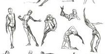 poses / reference material