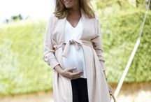 Pregnancy Fashion / Stylish Pregnancy Outfits. Maternity Styles and Clothing. Collection of Cute Maternity Outfits.