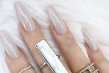 Nails / Gorgeus nails with perfect design.