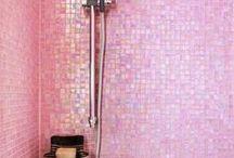 Regaderas increíbles para tu baño / Decora tu regadera con mosaicos venecianos Artizan de venta en www.artizan.com