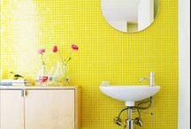¡Tu baño amarillo!