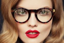 Eyewear for Women / Brillen, Eyewear, Glamour, Design