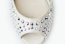 Bridal - Crystal Couture Shoes / Here is a selection of all our beautiful bridal shoes by Crystal Couture.
