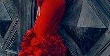 Red dresses.. -sukienki czerwone