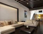 Interior Design - Dark Wood Floor