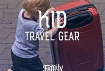 Kid Travel Gear / Need a place to compare and research the best kid travel gear? Look no further! The Family Backpack specializes in family travel- so it only seems natural to find the best reviews and suggestions on travel gear for children, here.  Skim through our stockpile of pins and find out what products and gadgets other families have found useful and what they felt was a waste of money! Whether you are traveling with a baby, a toddler or older kids, you are bound to find great advice here.
