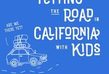 Road Trip Tips with Kids / Let's face it- long car rides can be dreadful for anyone involved, but even more so for little ones. If you are planning a road trip with kids, toddlers or a baby, check out our tips to make this adventure not only bearable, but actually enjoyable.  Our family travel hacks, road trip activities and ideas for places to visit along the way, will make your long haul with kiddos, a breeze.