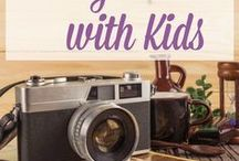 """Family Staycation and Weekend Adventure Ideas / Inspired by a book we love, """"101 Places You Gotta See Before You're 12"""". This bucket list for kids is the ultimate stay-cation guide on ideas and tips, helping you find adventure in your state, hometown or even your backyard."""
