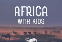 Africa Travel / Get inspired to explore beautiful destinations throughout Africa. With amazing destinations like Marrakesh, Cape Town, Tanzania, Kenya and more, Africa is sure to fulfill your family's wanderlust.  Whether your trip is to volunteer, capture amazing photography opportunities, or just to explore the diverse cultures and have fun- there is definitely something for everyone in Africa.