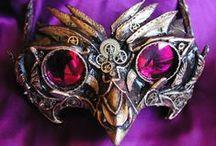 Steampunk Inspirations / by Jen Yates