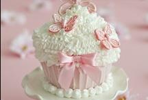 Cute as a cupcake / by Ann Erler