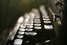 write. / by Chrissy Senger