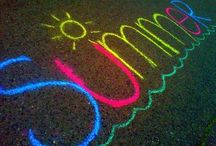 Art projects for kiddos =) / by Heather King Adamson