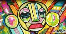 Street art fascination