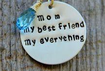4 My MOMMA  / by Heather King Adamson