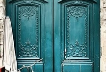 Doors Galore  / by Kristen Paul