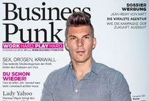 Cover - Business Punk