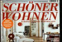 Cover - SCHÖNER WOHNEN